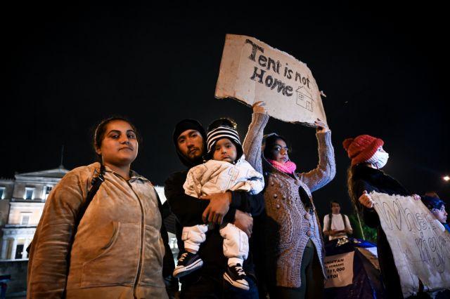 Προσφυγικό : Η μεγαλύτερη ανησυχία της κυβέρνησης | tovima.gr