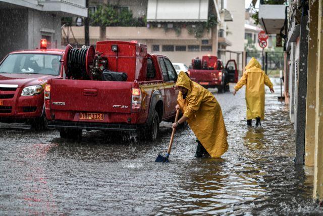 Αττική : Ποιες περιοχές κινδυνεύουν περισσότερο από πλημμύρες | tovima.gr