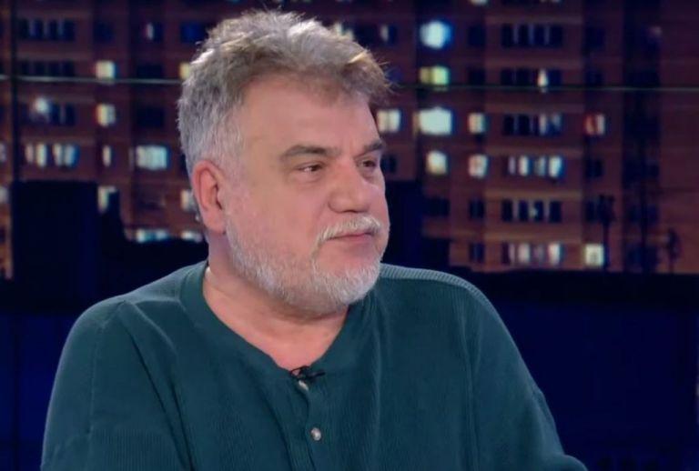 Γ. Κακλέας στο One Channel: Βιώνω την περιπέτεια του θεάτρου ζωντανά | tovima.gr