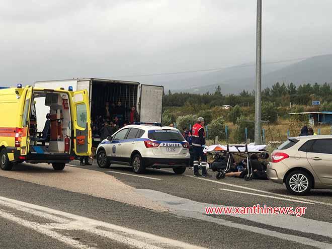Παραλίγο νέο Έσσεξ στην Ξάνθη  – 41 οι εγκλωβισμένοι | tovima.gr