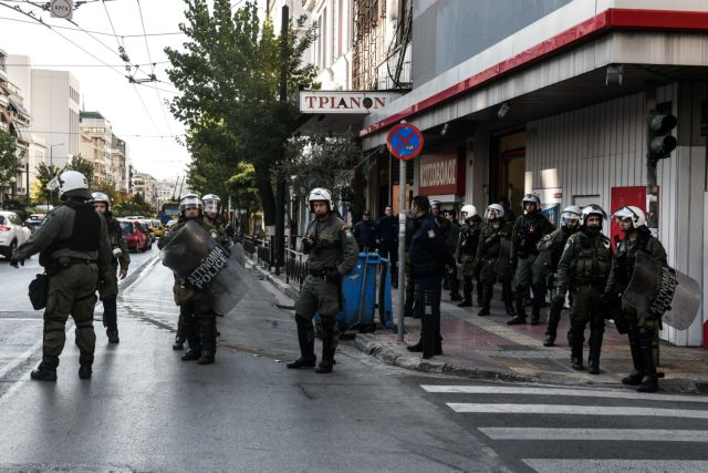 ΑΣΟΕΕ: Επίθεση εναντίον διμοιρίας ΜΑΤ | tovima.gr