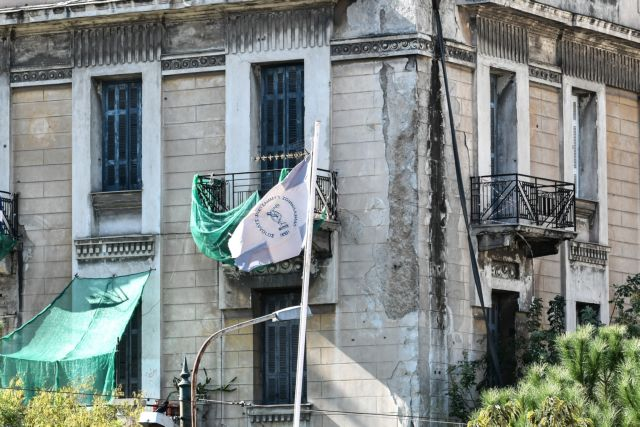 Εξάρχεια : Η ΕΛ.ΑΣ. ανησυχεί και προετοιμάζεται ενόψει της 17 Νοέμβρη | tovima.gr