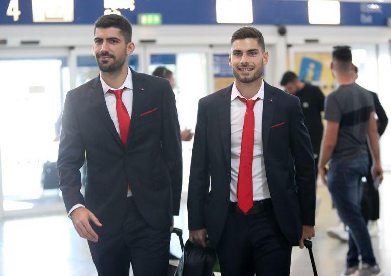 Ολυμπιακός : Αναχώρησε για Μόναχο με στόχο ένα θετικό αποτέλεσμα   tovima.gr