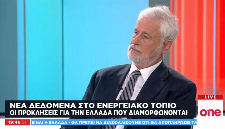 Υπάρχουν κοιτάσματα στα νότια της Κρήτης; – Ο Ηλ. Κονοφάγος αναλύει στο One Channel | tovima.gr