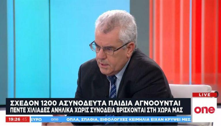 Πώς αντιμετωπίζει η πολιτεία τα ασυνόδευτα προσφυγόπουλα | tovima.gr