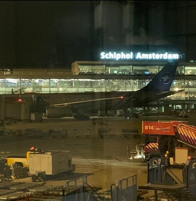 Ολλανδία :  Λάθος πιλότου έφερε τον συναγερμό για αεροπειρατεία | tovima.gr