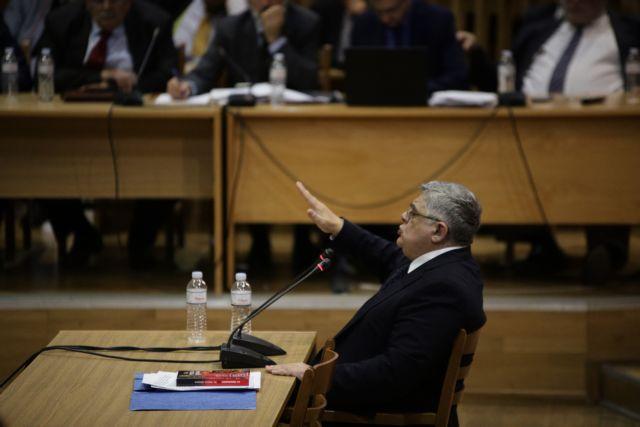 Μιχαλολιάκος : Ούτε ίχνος ντροπής από τον αμετανόητο «Φύρερ» | tovima.gr