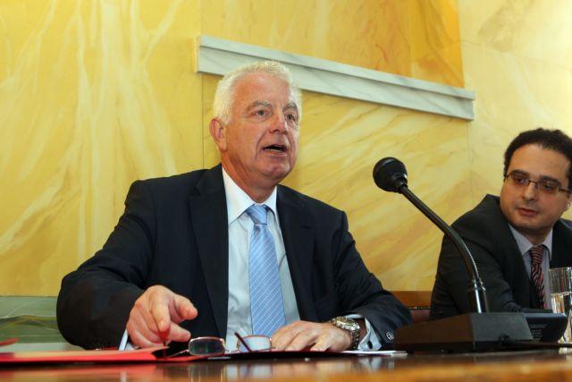 Υπόθεση Novartis : Κατέθεσε ο Παναγιώτης Πικραμμένος | tovima.gr