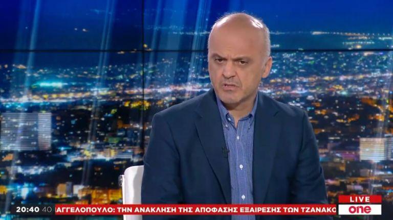 Γ. Μαντέλας στο One Channel: Πρέπει να μιλήσει ο Φρουζής στην Προανακριτική Επιτροπή | tovima.gr