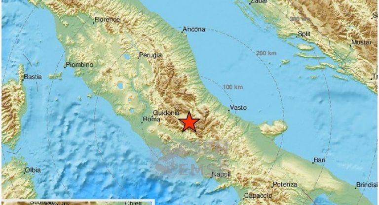 Σεισμός 4,4 Ρίχτερ αναστάτωσε την Ιταλία | tovima.gr