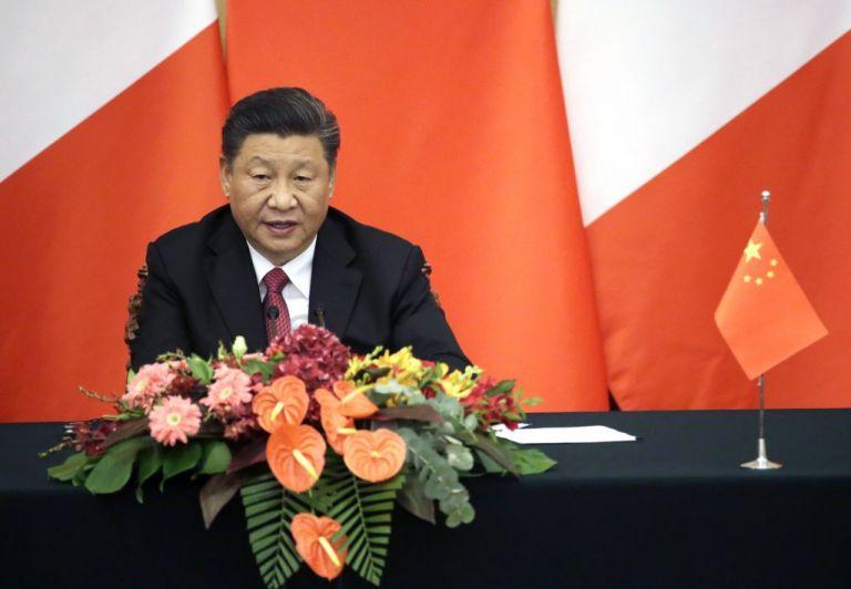 Στην Ελλάδα στις 10 Νοεμβρίου ο κινέζος Πρόεδρος Σι Τζιπίνγκ | tovima.gr