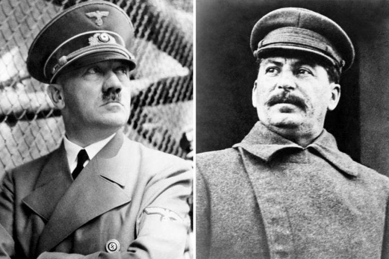 Χίτλερ και Στάλιν στη ζυγαριά του Κακού | tovima.gr