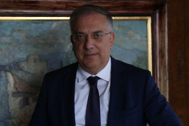 Θεοδωρικάκος: Αύριο στα κόμματα το σ/ν για την ψήφο αποδήμων   tovima.gr