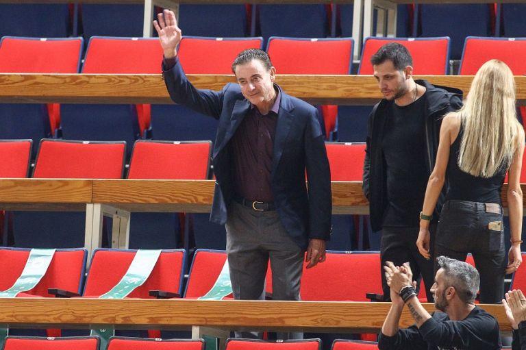 Αποθεώθηκε ο Πιτίνο στην επιστροφή του στο ΟΑΚΑ [Εικόνες]   tovima.gr