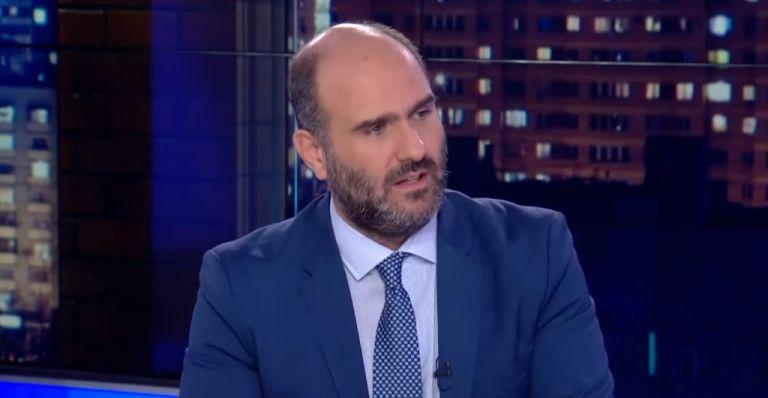 Δ. Μαρκόπουλος στο One Channel: Ο Πολάκης παράγει θόρυβο χωρίς ουσία | tovima.gr