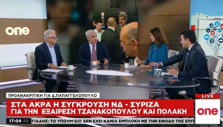 Σ. Κεδίκογλου και Γ. Μπαλάφας διασταυρώνουν τα ξίφη τους στο One Channel | tovima.gr