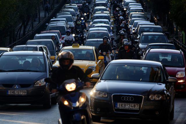 37ος Μαραθώνιος : Μεγάλα κυκλοφοριακά προβλήματα – σε ποια σημεία υπάρχουν | tovima.gr