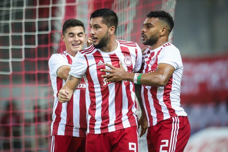 Γκερέρο: «Ο ανταγωνισμός με τον Ελ Αραμπί βοηθάει την ομάδα» | tovima.gr