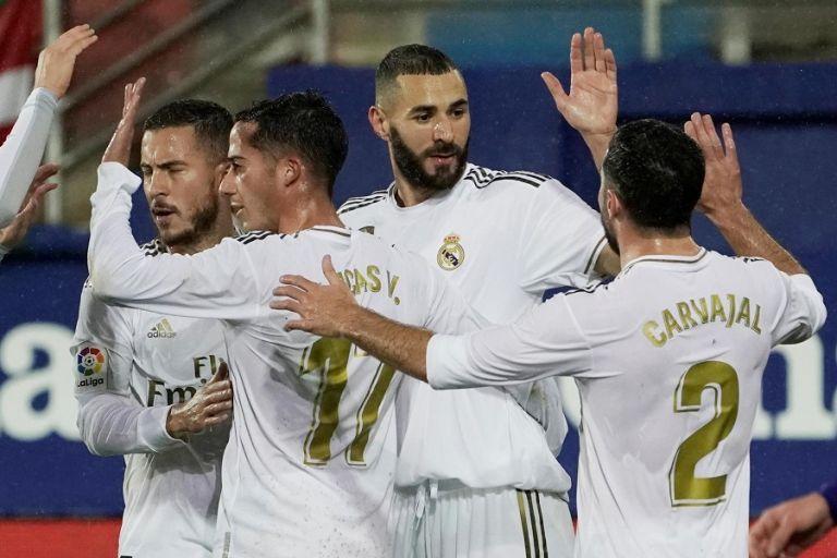 Έιμπαρ – Ρεάλ Μαδρίτης 0-4 | tovima.gr