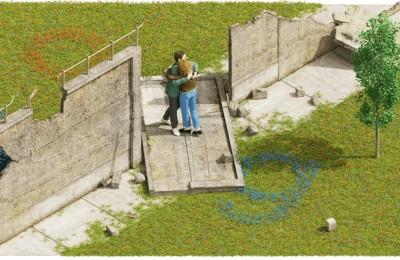 Το doodle της Google για την πτώση του Τείχους του Βερολίνου | tovima.gr