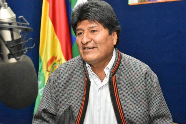 Βολιβία : Παραιτήθηκε ο Έβο Μοράλες | tovima.gr