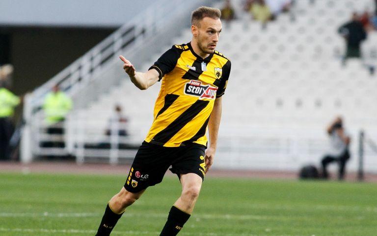 Εντυπωσιακό γκολ από τον Μπακάκη για το 1-0 της ΑΕΚ (vid)   tovima.gr