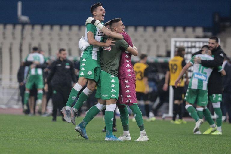 Ο Παναθηναϊκός πέτυχε την πρώτη εντός έδρας νίκη στο πρωτάθλημα | tovima.gr