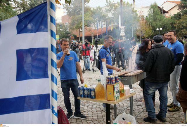 Το μπάρμπεκιου του Ψωμιάδη, πολύ κακό για τίποτε | tovima.gr