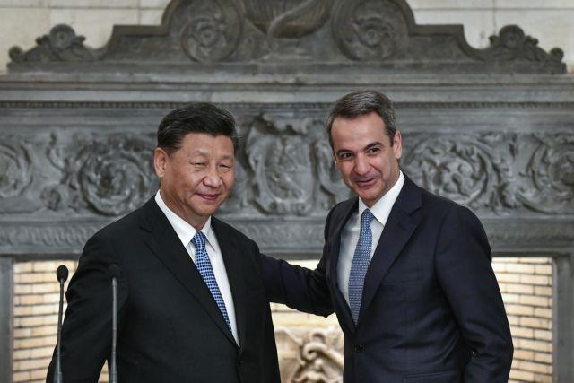 Αναφορά Μητσοτάκη στα Γλυπτά του Παρθενώνα μπροστά στον κινέζο πρόεδρο | tovima.gr