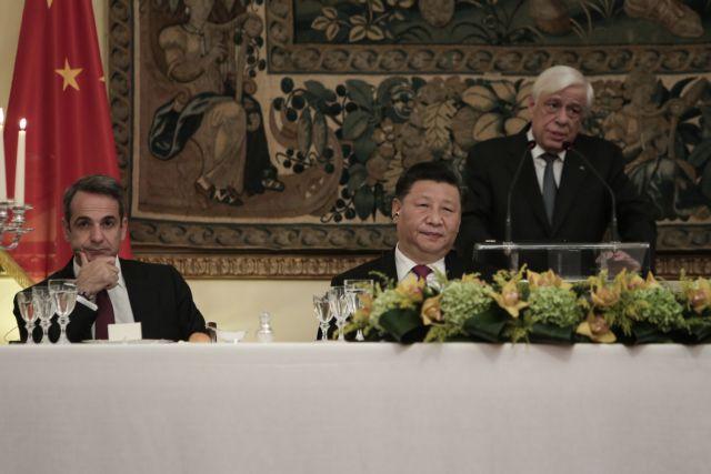 Προεδρικό Μέγαρο : Όσα έγιναν στο δείπνο προς τιμήν του Σι Τζινπίνγκ | tovima.gr