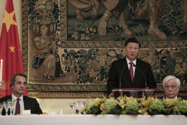 Τζινπίνγκ : Ανοίγει νέα αφετηρία στις σχέσεις Ελλάδας – Κίνας