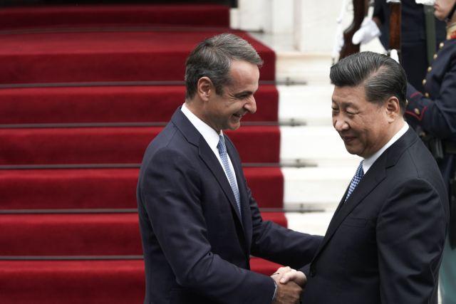 Στρατηγική συνεργασία Ελλάδας – Κίνας: Τι προβλέπει η Κοινή Διακήρυξη   tovima.gr
