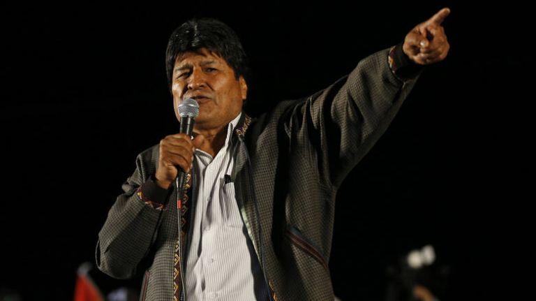 Ο Έβο Μοράλες ζήτησε άσυλο στο Μεξικό | tovima.gr