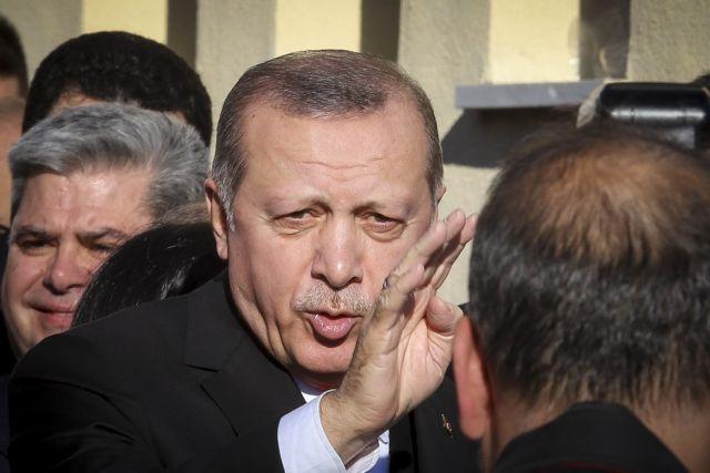 Ερντογάν προς ΕΕ : Στην ΑΟΖ έχουμε δικαιώματα | tovima.gr