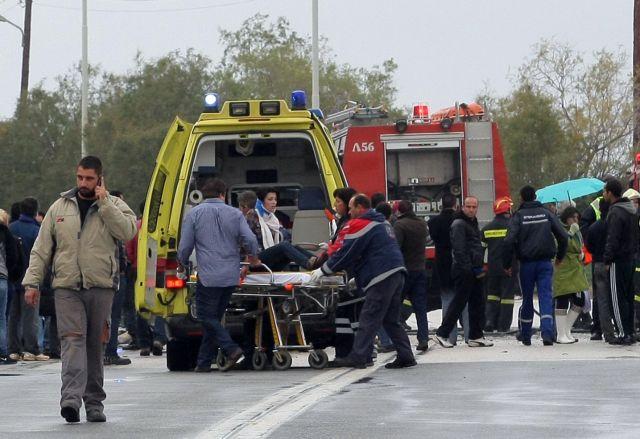 Νεκρός μετά από τροχαίο επί της Κακιάς Σκάλας στην Κερατέα | tovima.gr