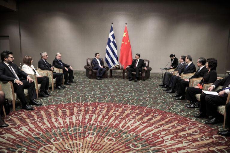 Ο Σι Τζινπίνγκ μίλησε «θερμά» για τη διακυβέρνηση ΣΥΡΙΖΑ | tovima.gr