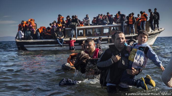 Το Βερολίνο φοβάται νέα προσφυγική κρίση   tovima.gr