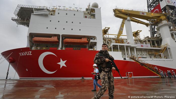 Iκανοποίηση Λευκωσίας για τα μέτρα κατά της Τουρκίας   tovima.gr
