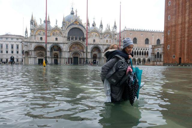 Ιταλία: Ισχυρό κύμα κακοκαιρίας | tovima.gr
