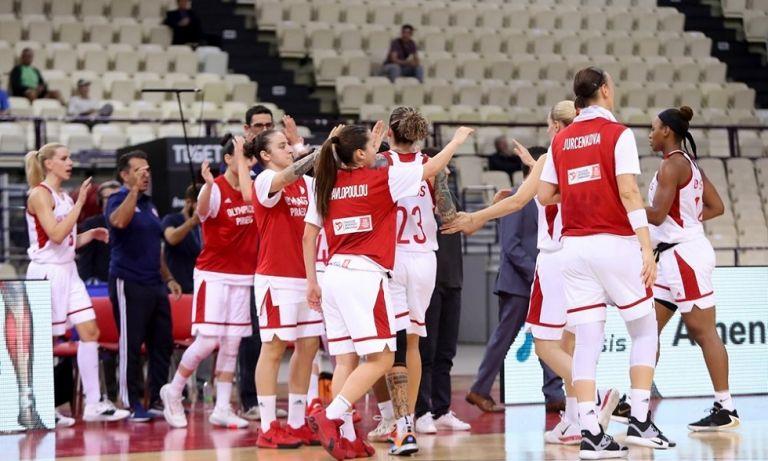 Ενίσχυση σε όλα τα επίπεδα για την γυναικεία ομάδα μπάσκετ του Ολυμπιακού | tovima.gr