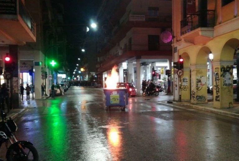 Πάτρα: Βόμβες μολότοφ κατά αστυνομικών | tovima.gr