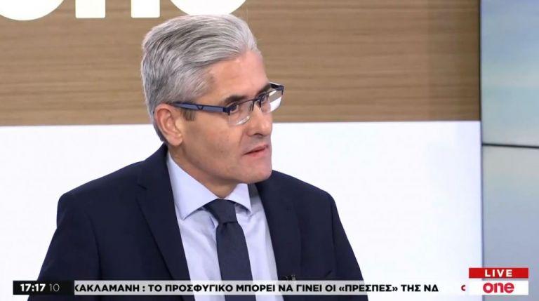 Ο Άγγελος Τσιγκρής στο One Channel για την ανομία και την εγκληματικότητα   tovima.gr