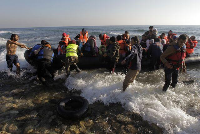 Frontex : Καταγράφει μείωση προσφυγικών ροών στα νησιά τον Οκτώβριο   tovima.gr