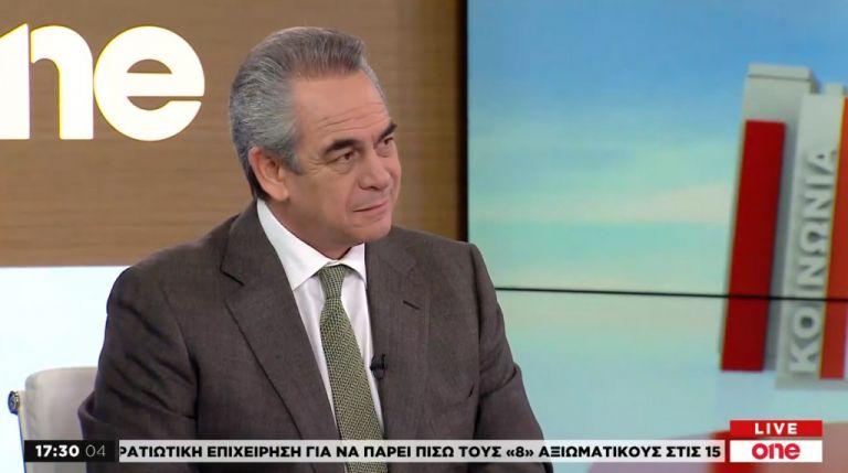 Κ. Μίχαλος στο One Channel: Στη σωστή κατεύθυνση το νέο φορολογικό νομοσχέδιο | tovima.gr