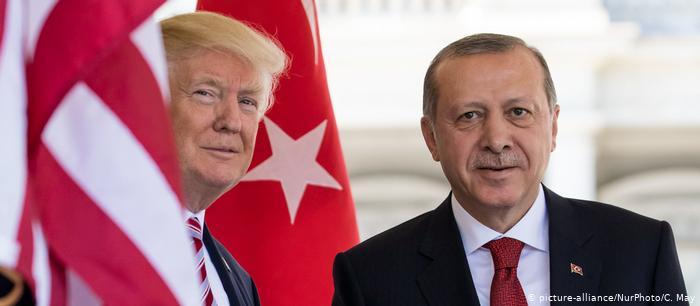 Ερντογάν – Τραμπ : Mια δύσκολη σχέση | tovima.gr
