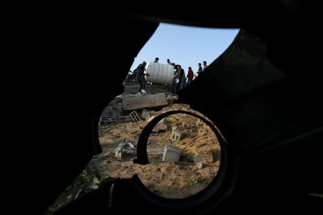 Γάζα : Κλιμακώνεται η ένταση – Νέοι ισραηλινοί βομβαρδισμοί  – 11 οι νεκροί | tovima.gr