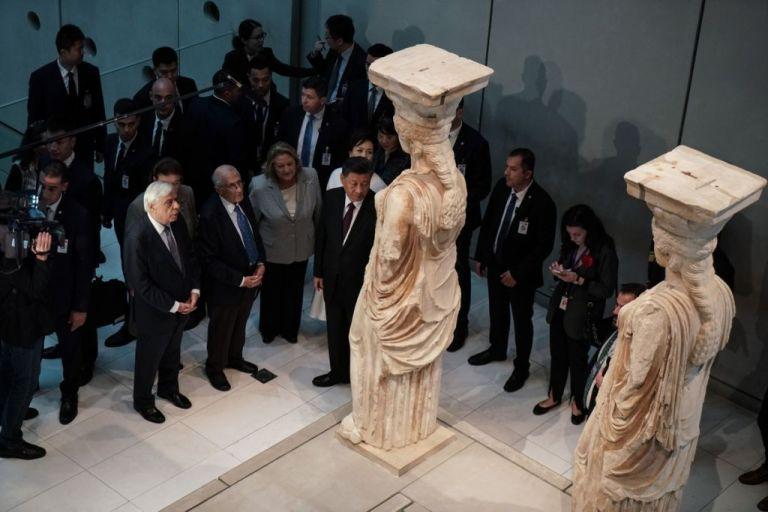 Μάρμαρα του Παρθενώνα: Ο διεθνής Τύπος για τη στήριξη του Κινέζου Προέδρου | tovima.gr