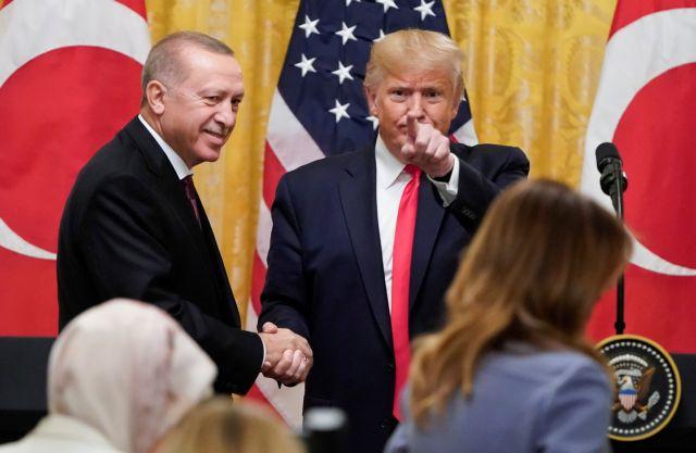 Τραμπ – Ερντογάν: Μια καλή σχέση γεμάτη… αγκάθια | tovima.gr