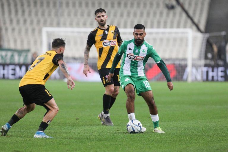 Παναθηναϊκός : Τραυματίστηκε ο Ζαχίντ στην προπόνηση | tovima.gr