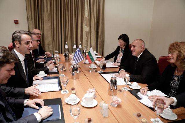 Μητσοτάκης σε Μπορίσοφ : Η Ελλάδα υπέρ του ευρωπαϊκού μέλλοντος των Δ. Βαλκανίων | tovima.gr